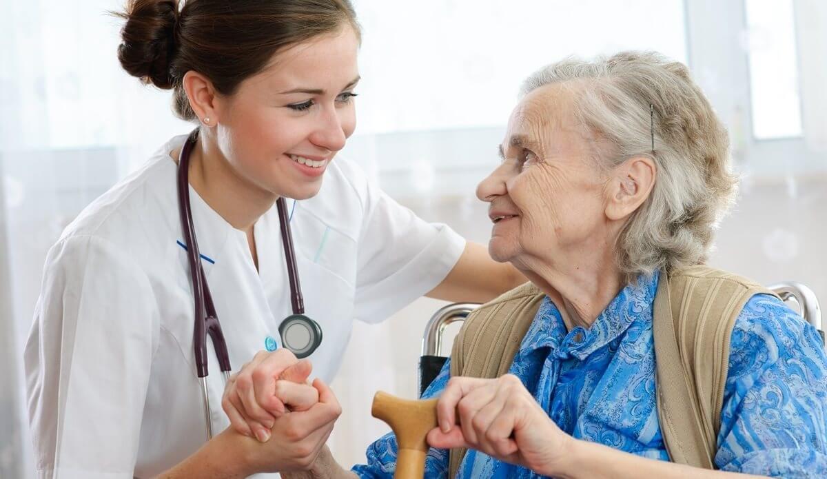Nursing for the elderly